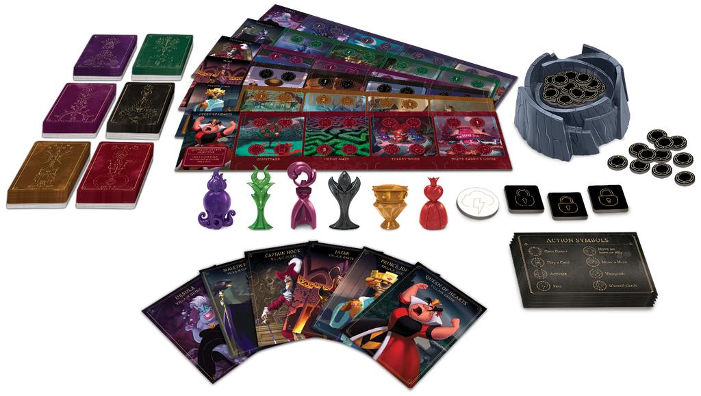 Disney Villainous - Board Game image