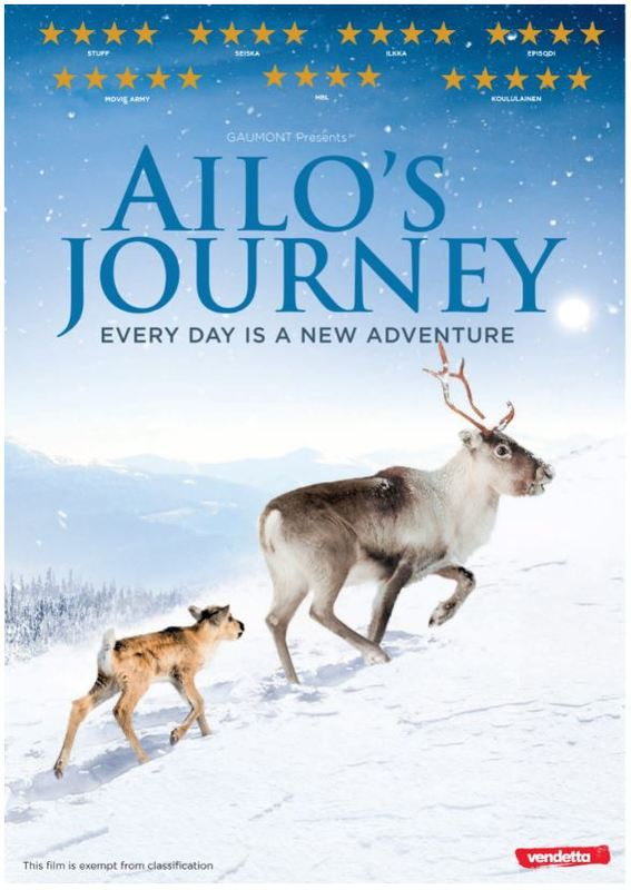 Ailo's Journey on DVD