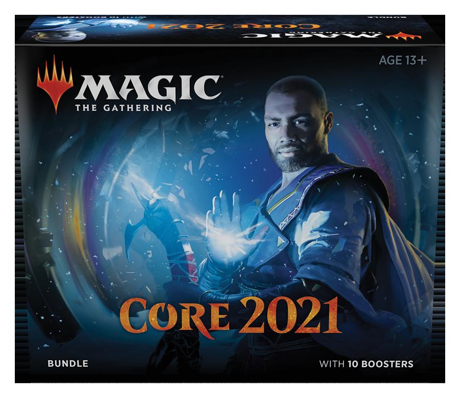 Magic the Gathering: Core Set 2021 Bundle image