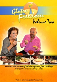 Gluten Freedom - Volume 2 on DVD
