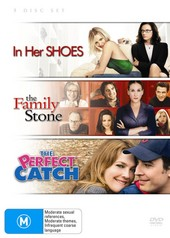 In Her Shoes / Family Stone / Perfect Catch (3 Disc Set) on DVD