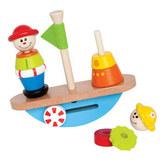 Hape: Balance Boat - Wooden