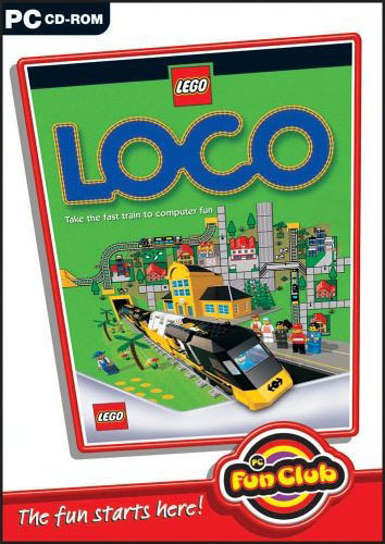 LEGO Loco for PC Games