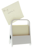 A-Clip Memo Holder - White