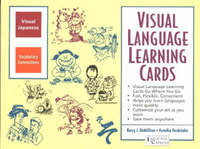 Japanese Vocabulary Connections: Visual Language Learning Cards by B. J. Demillion image