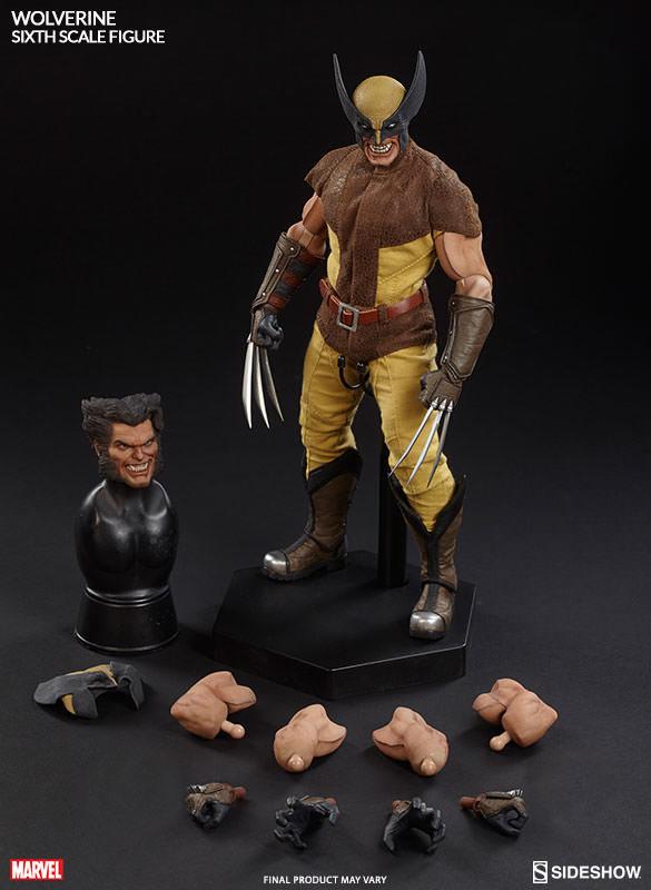 """Marvel Wolverine 12"""" Figure image"""