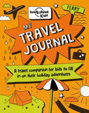 Travel Journal, My by Lonely Planet Kids