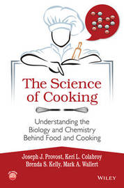 The Science of Cooking by Keri L. Colabroy