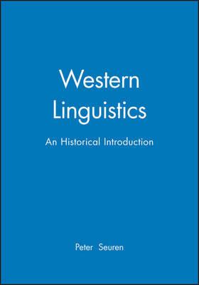 Western Linguistics by Peter Seuren