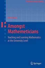 Amongst Mathematicians by Elena Nardi
