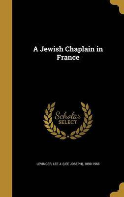 A Jewish Chaplain in France image