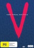 V The Final Battle on DVD