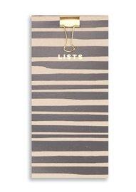 Nineteen Seventy Three: Grey Stripe - Shopping Pad image