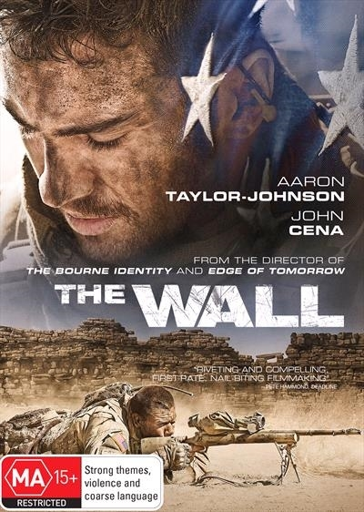 The Wall on DVD image