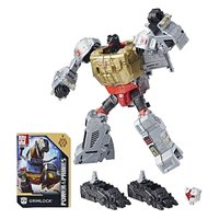 Transformers: Power of the Primes - Voyager - Grimlock