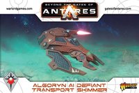 Beyond the Gates of Antares: Algoryn Defiant Transport Skimmer