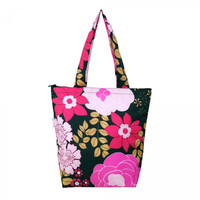 Sachi Insulated Market Tote - Floral Blooms