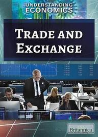 Trade and Exchange by Barbara Gottfried Hollander image