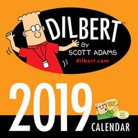 Dilbert 2019 Square Wall Calendar by Scott Adams