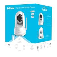 D-Link: 1080p DCS-8525LH Pan & Tilt WiFi Camera