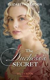 The Duchess's Secret by Elizabeth Beacon