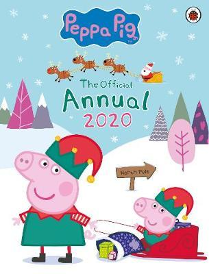 Peppa Pig: The Official Peppa Annual 2020 by Peppa Pig