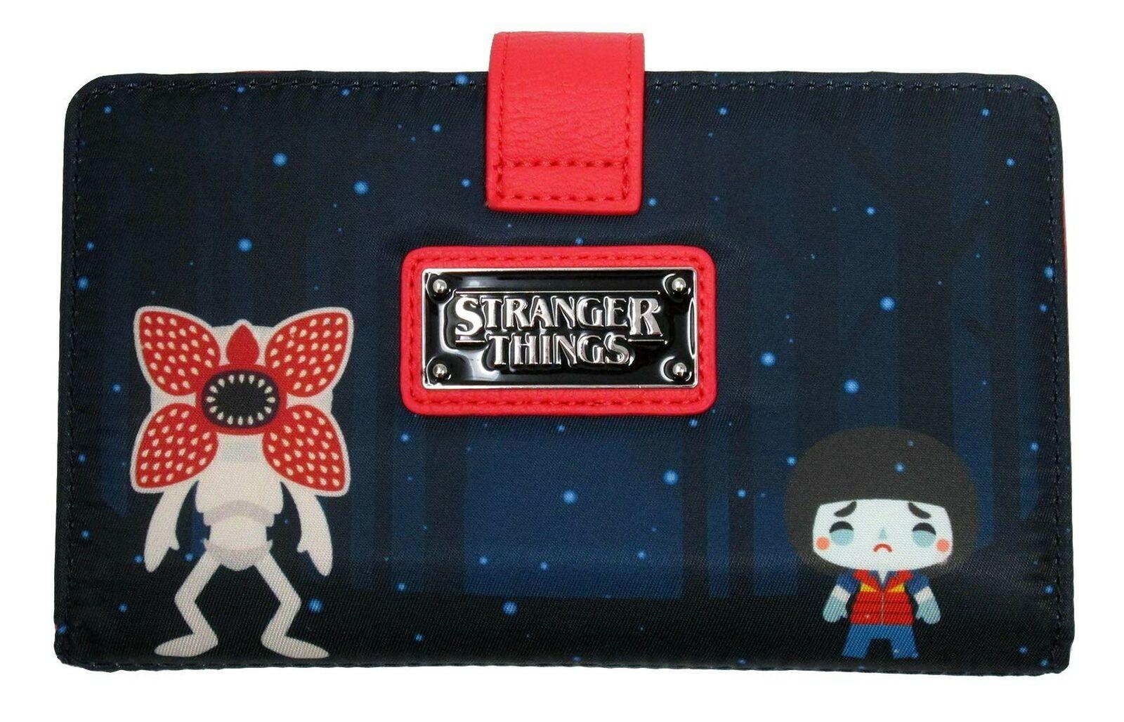 Loungefly: Stranger Things - Upside Down Chibi Wallet image