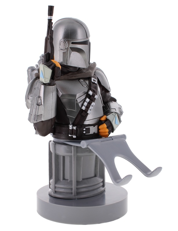 Cable Guy Controller Holder - Mandalorian for PS4