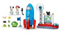 LEGO Disney: Mickey Mouse & Minnie Mouse's Space Rocket - (10774)