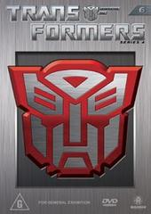 Transformers - Collection 6 (Series 4) (2 Disc Set) on DVD