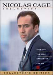 Nicolas Cage Box Set on DVD