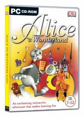 Alice In Wonderland - Interactive Adventure for PC Games