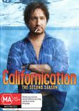 Californication - The 2nd Season on DVD