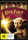 Harry Potter and the Chamber of Secrets - 1 Disc (New Packaging) DVD