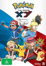 Pokemon: The Series X & Y Collection 2 on DVD