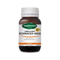 Thompsons One-A-Day Echinacea 4000mg (60 Tablets)