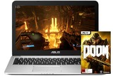 "ASUS K501UX-DM098T 15.6"" Gaming Laptop i7-6500U 8GB GTX 950M 2GB"