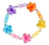 Great Pretenders - Flower Rainbow Power Bracelet