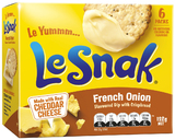 Le Snak - French Onion (6 Pack)