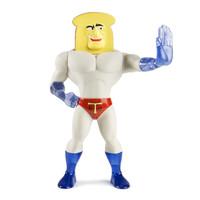 Ren & Stimpy: Powdered Toast Man - Medium Figure
