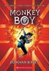 Monkey Boy by Donovan Bixley