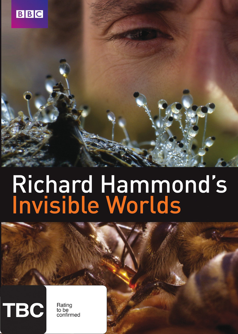 Richard Hammond's Invisible Worlds on DVD image