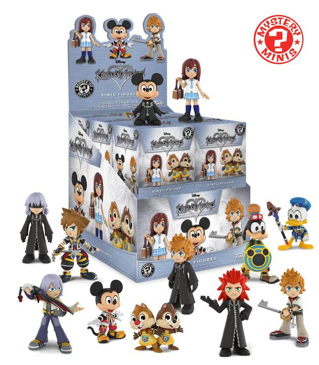 Kingdom Hearts: Mystery Minis - Vinyl Figure (Blind Box)