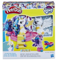 Play-Doh: My Little Pony - Canterlot Court Playset