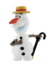 Disney: Bullyland Figure - Frozen Olaf with Hat