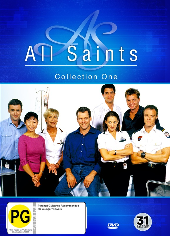 All Saints: Collection One on DVD
