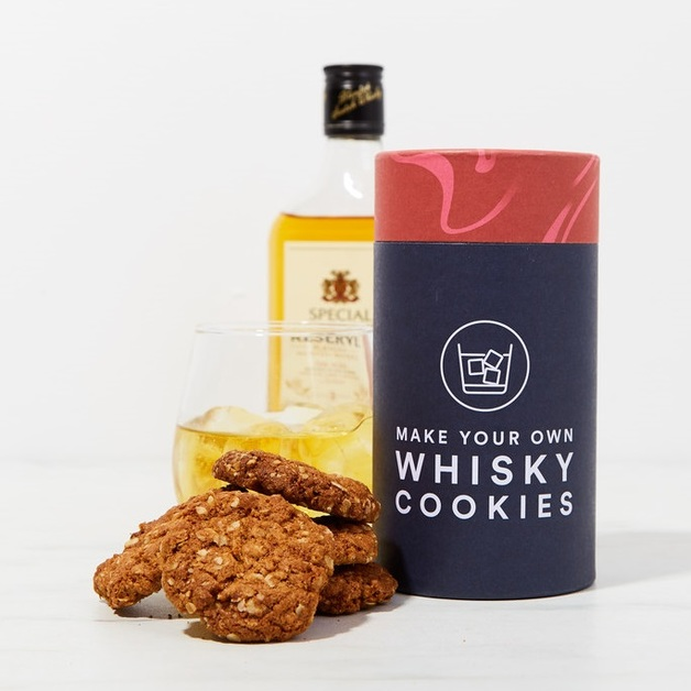 Firebox: Make Your Own - Whisky Cookies