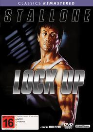 Lock Up on DVD image