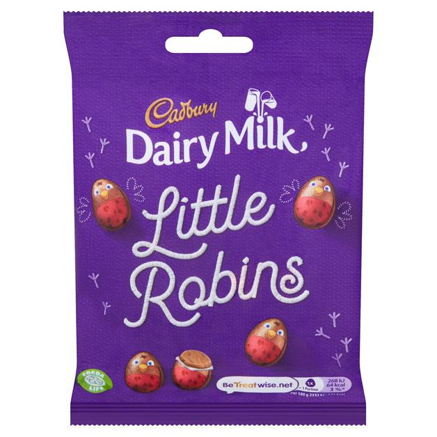 Cadbury Dairy Milk Little Robins (93g)