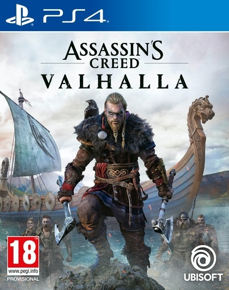 Assassin's Creed Valhalla for PS4
